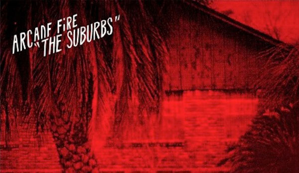 The Suburbs Deluxe Top Shelf