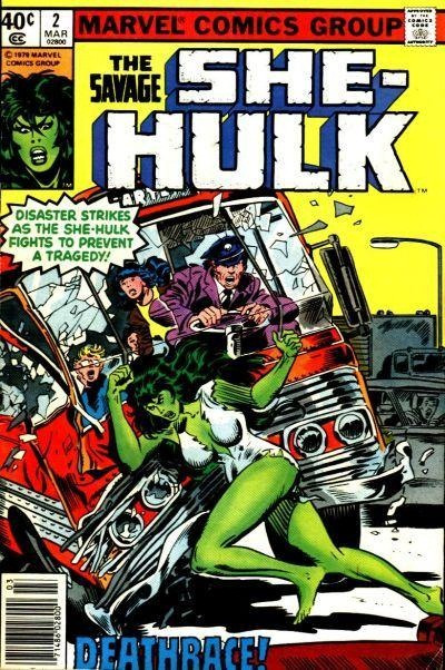 She-Hulk Marvel