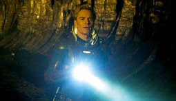 Sweet New Trailer for Prometheus