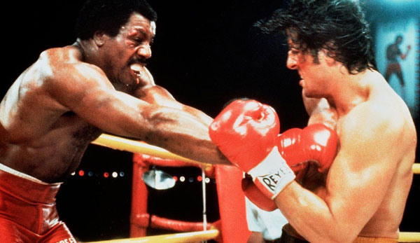 Rocky Balboa vs. Apollo Creed - Rocky II - Image