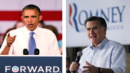 Political Tech Battle: Obama vs Romney