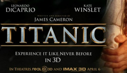 New Trailer for Titanic 3D