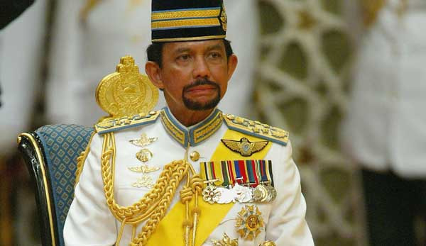 the sultan of brunei s cars must go go go spike