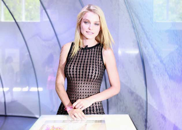 Jessica Stam's Hotness Will Make You Stammer