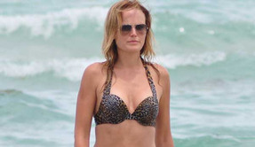 Malin Akerman for the Bikini Win