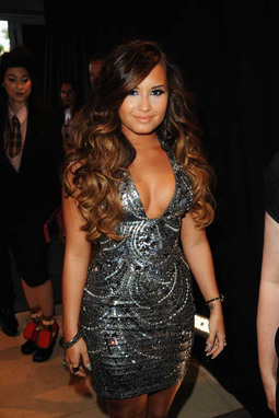 Demi Lovato Hits Back at Haters, Looks Hot