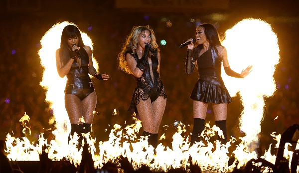 Our Five Favorite Moment From The Super Bowl Destiny Child