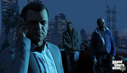 'Grand Theft Auto V' Brings Rockstar's Magnum Opus Home