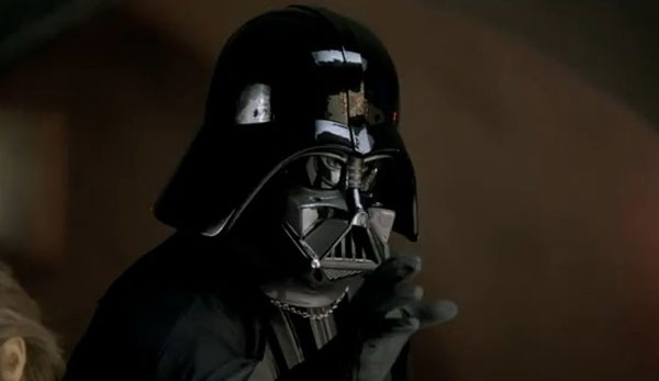 Vader Returns In The Dog Strikes Back Volkswagen Super Bowl Ad