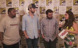 Comic-Con 2013: SNL Cast Talks The Awesomes