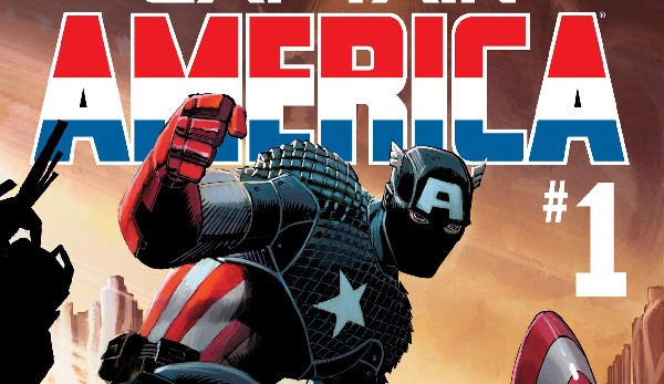 Marvel NOW! - Captain America #1 Exclusive
