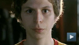 "Comic-Con 2010: Scott Pilgrim Says ""Hey!"" in Exclusive New Clip"
