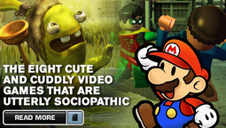 The Eight Cute and Cuddly Video Games That are Utterly Sociopathic