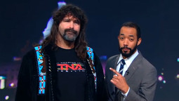 Mick Foley Demonstrates His Political Persuasion