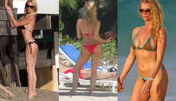 Bikini Poll of the Week: Nicolette Sheridan