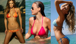 Bikini Poll of the Week: Bar Refaeli