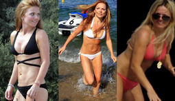 Bikini Poll of the Week: Geri Halliwell