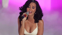 Katy Perry's Breasts Are Too Big for the Troops