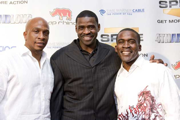 4th and Long Premiere Party with Michael Irvin