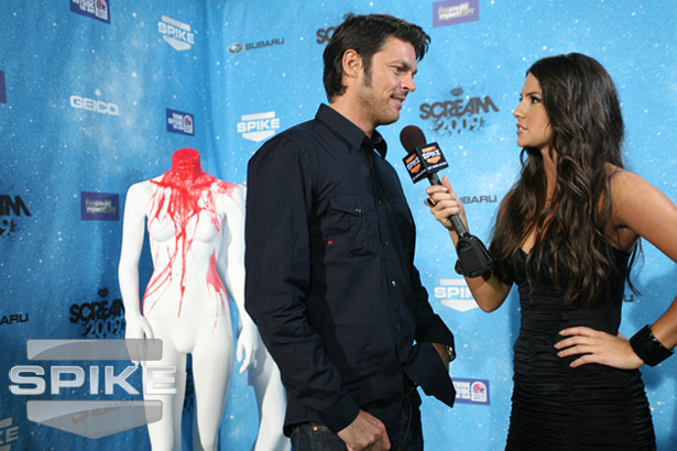 SCREAM 2009 Red Carpet