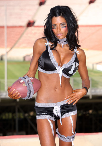 Lingerie Football is The Greatest Sport Ever