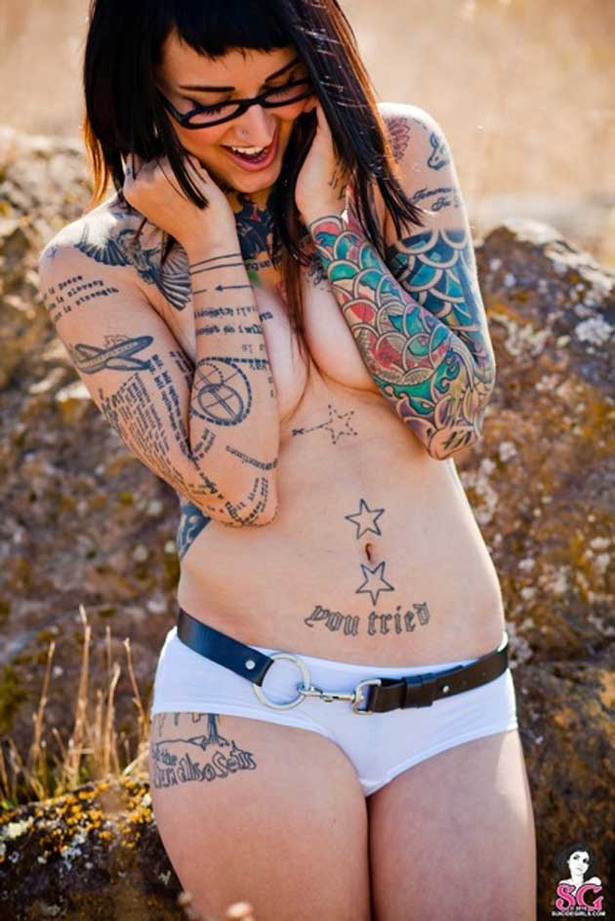 Suicide Girls Saturday, February 19
