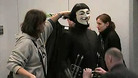 V For Vendetta - The Guy Fawkes Look