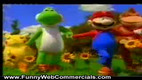Nintendo N64 Super Smash Brothers Commercial