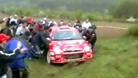 Fans Save Rally Car