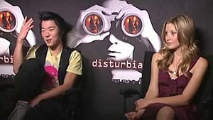 Disturbia - Aaron Yoo and Sarah Roemer