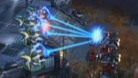 Starcraft II - Terran Battle Cruiser Gameplay