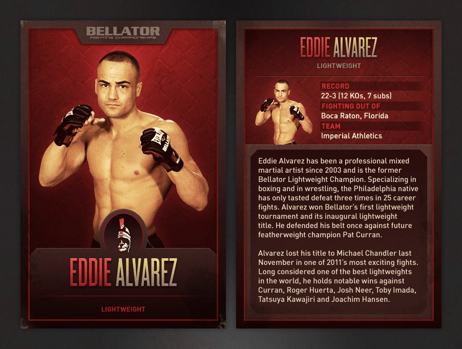 Alvarez Trading card update