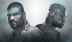 Rampage Jackson vs. King Mo To Headline May 17 Pay Per View