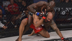Lavar Johnson vs. Cheick Kongo