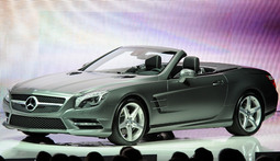 Mercedes-Benz's New Telematics System Can Install Apps Into Your Car