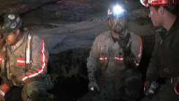 Coal Mines Its Way to Sundays At 8/7c