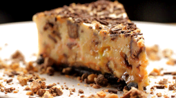 Halloween Hangover Cheesecake