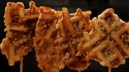 Chicken In Waffles