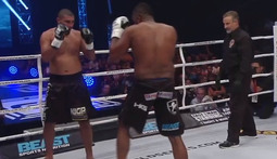 Glory 16: Errol Zimmerman vs Anderson Silva