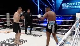 Glory 17: Jarrell Miller vs Mirko Crocop