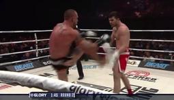 Glory - Last Man Standing: Artem Levin vs. Joe Schilling