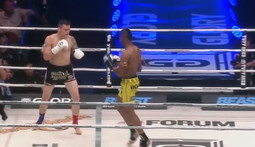 Glory 17: Ky Hollenbeck vs Andy Ristie