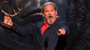 Jeff Bridges Is Honored As 'The Original Dude'