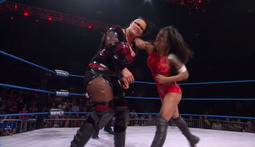 Knockouts Championship Match: Gail Kim vs Havok