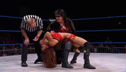 Knockouts Championship Match: Havok vs Madison Rayne