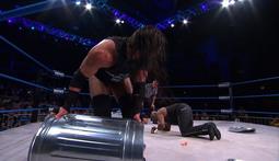 Hardcore Match: Bram vs Devon