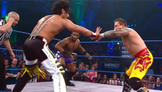 IMPACT WRESTLING Feature Match: Kenny King vs. Zema Ion vs. Kid Kash
