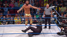 IMPACT WRESTLING Feature Match: Sting vs. Morgan