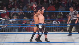 X Division Championship: Austin Aries Vs. Chris Sabin
