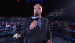 TNA Hall of Fame Induction of Kurt Angle